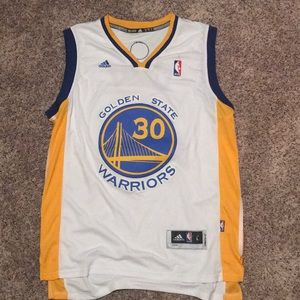 Steph Curry NBA Finals #30 Jersey (Adult Large)